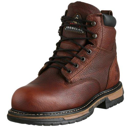 rocky steel toe waterproof boots - 7