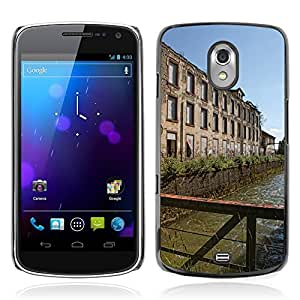 Hot Style Cell Phone PC Hard Case Cover // M00169526 Old Factory Leave Building Decay Old // Samsung Galaxy Nexus GT-i9250 i9250