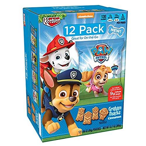 Keebler Pawtrol Graham Cracker Cookies (Pack of 36)