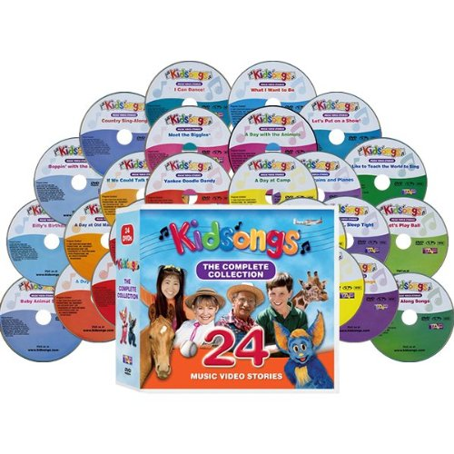 The Kidsongs Complete Collection by Together Again Productions