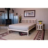 Platform Bed Nomad Furniture Mission Queen Size Maple