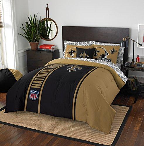 New Orleans Saints Twin Comforter - 1