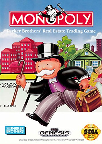 Monopoly: Parker Brothers' Real Estate Trading Game