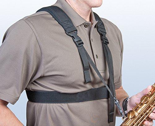 Neotech 2501512 Sax Practice Harness Reg. Swivel by Neotech