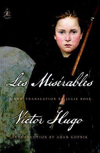 Les Misérables (Modern Library) -