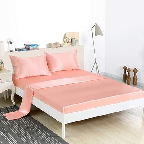 30cm PolyCotton Mattress Fitted Sheet Bed Single Double King Size Mattress Sheet