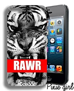Rawr Tiger Meow Cute Popular Iphone 4 Case