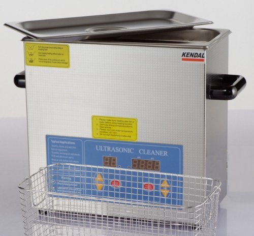 Kendal Commercial Grade 220 Watts 3 liters HEATED ULTRASONIC CLEANER HB23 ()
