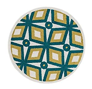 Amazon.com: 3' ROUND Area Rug by Loloi Rugs ... - photo#44