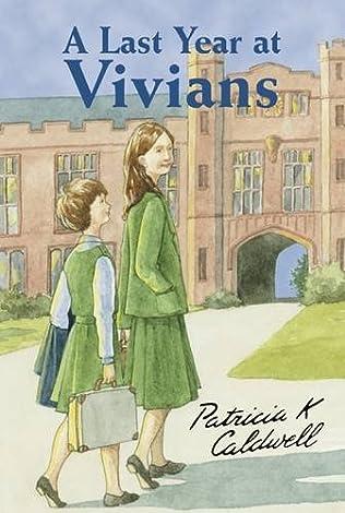 book cover of A Last Term at Vivians