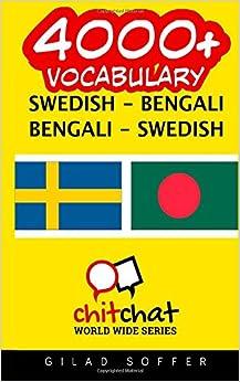 4000+ Swedish - Bengali Bengali - Swedish Vocabulary