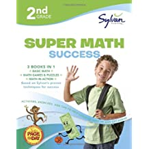 2nd Grade Super Math Success: Activities, Exercises, and Tips to Help Catch Up, Keep Up, and Get Ahead