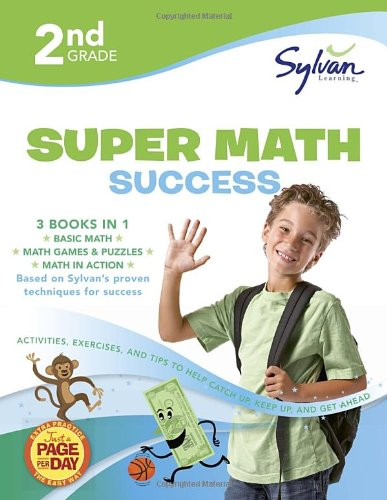 2nd Grade Super Math Success: Activities, Exercises, and