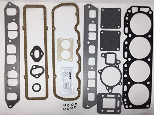 (3.0L, 181 CID Mercruiser, Volvo Penta, GM Marine Cylinder Head Gasket Kit. Replaces Mercruiser 27-52364)