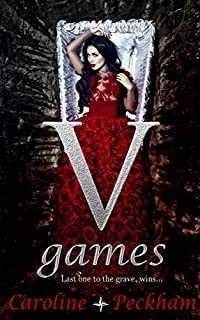 V Games by Caroline Peckham ebook deal