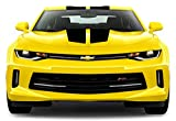 camaro hood stripes - 9