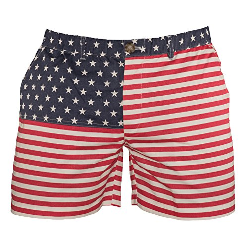 Meripex Apparel American Flag Embroidery Men's 5.5