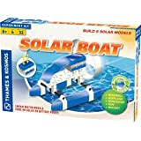 Thames and Kosmos Solar Boat Set Science Kit