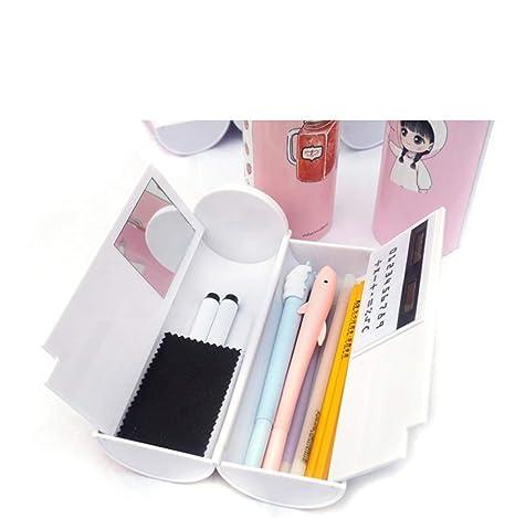 Estuche para lápices_nbx caja de papelería de escuela ...