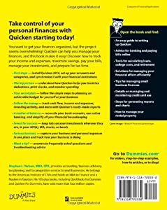 Quicken 2014 For Dummies from For Dummies