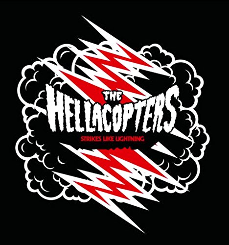 The Hellacopters Music Rock Metal Rules T-Shirt -595