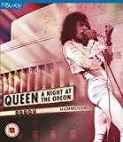 Queen : A Night at the Odeon Hammersmith 1975 [Blu-ray] [Import italien]