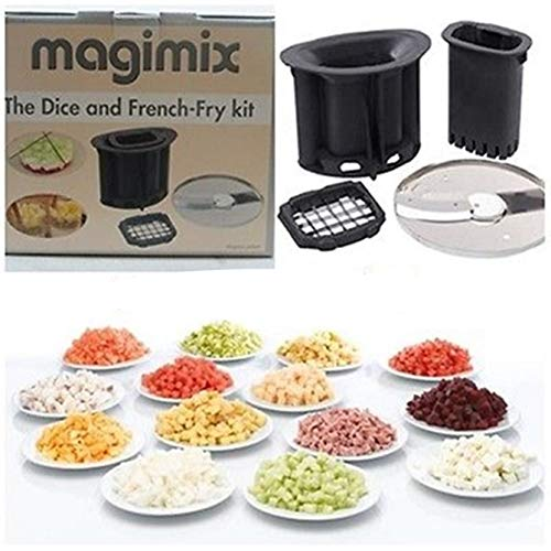 Magimix Dice and French-Fry Kit 3200XL 4200XL 5200XL