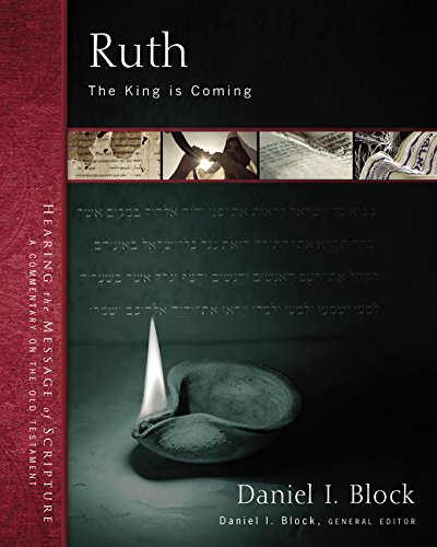 Image of Ruth: A Discourse Analysis of the Hebrew Bible (Zondervan Exegetical Commentary on the Old Testament)