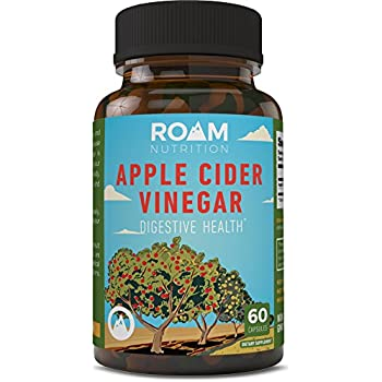 Amazon.com: 600mg Apple Cider Vinegar Pills – 60 Caps