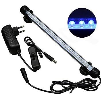 mingdak LED Acuario de Kit de luz para pez Tank, bajo el agua de tauchkr istall ...