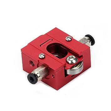 ROKOO La Impresora 3D Parte el extrusor del Metal del Dogo fijó el ...