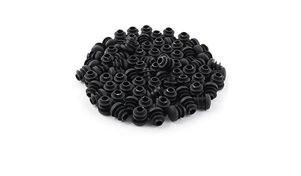 Amazon.com: eDealMax Pies de muebles de plástico antideslizante Patas de la Silla Punta del tubo Insertos Protectores Cubre 80pcs: Home & Kitchen