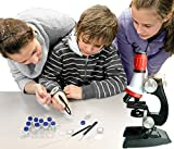 Extpro Microscope Kit Science Experiment Supplies