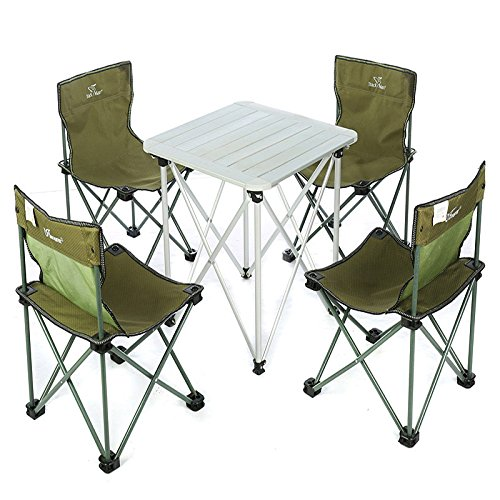 Outdoor Portable Folding Fishing Chair - Mushroom Rocker Recliner