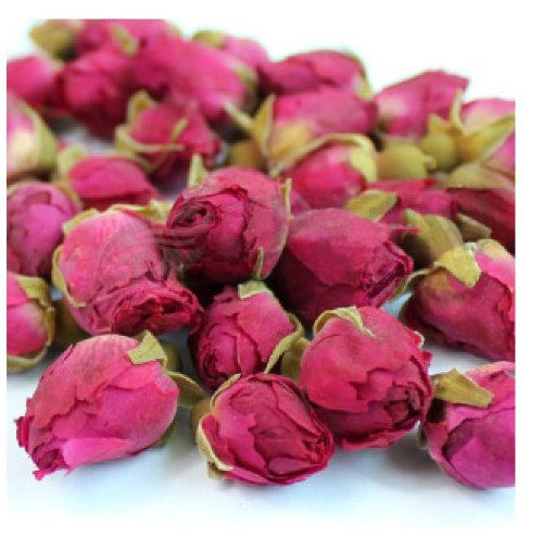 Dried Rosebuds - 7