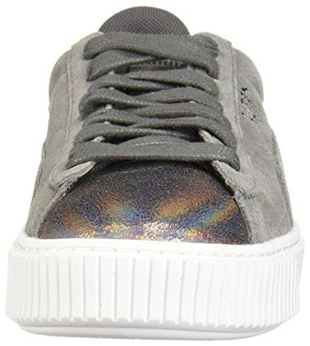 Puma Smoked Chaussures Daim Pearl Femme Pour Lunalux En 4nzwxPAr4q