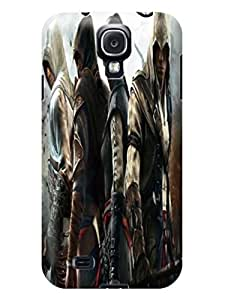 Waterproof fashionable Assassin's Creed Pretty Cool Case Cover for samsung galaxy s4