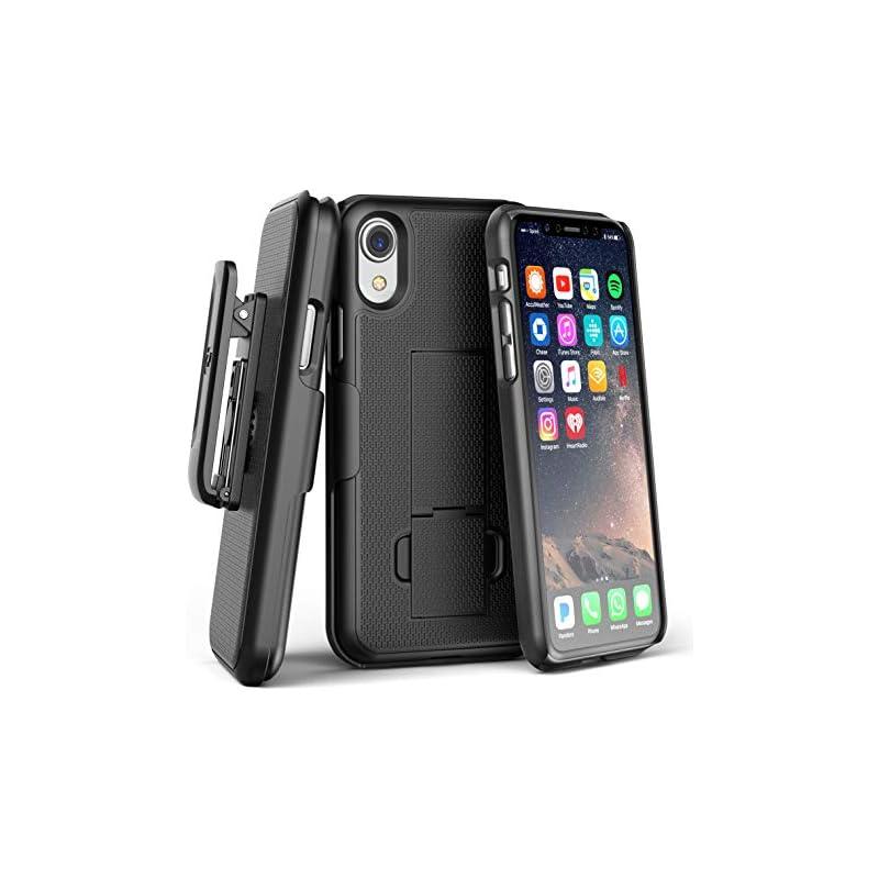 Encased iPhone XR Belt Clip Case (2018)