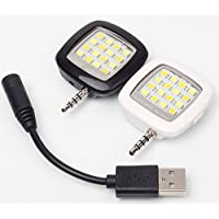 16-LED Flash for Smartphones and Tablets
