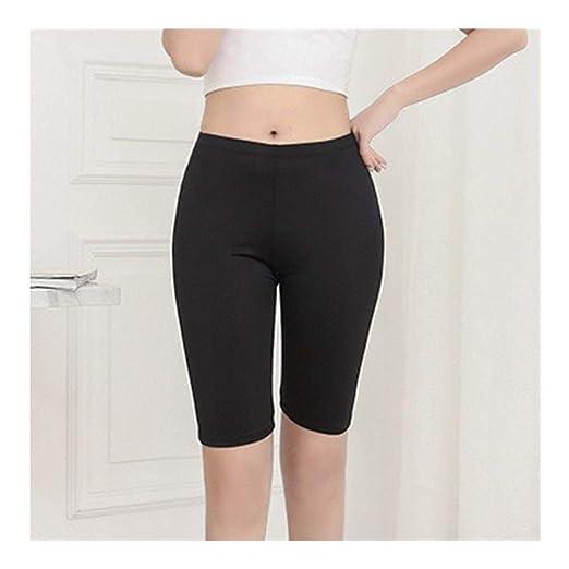 YUNGYE Los Pantalones de Las Mujeres de los Calzoncillos de ...