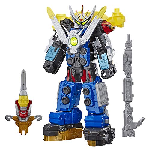 Power Rangers Beast Morphers Beast-X Ultrazord Power Rangers Action Figure Toy from Power Rangers TV Show