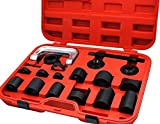 Thegood88 21pc C Press Truck Car Ball Joint Nice Deluxe Set Service Kit Remover Installer TG0215