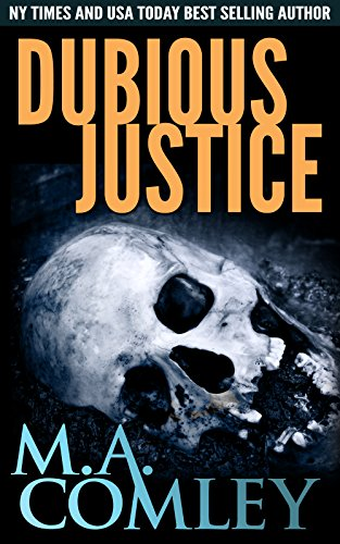 book cover of Dubious Justice