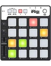 IK Multimedia 03-90050 kontroler iRig Pad do Apple iPad/iPhone/iPod Touch/Mac/PC
