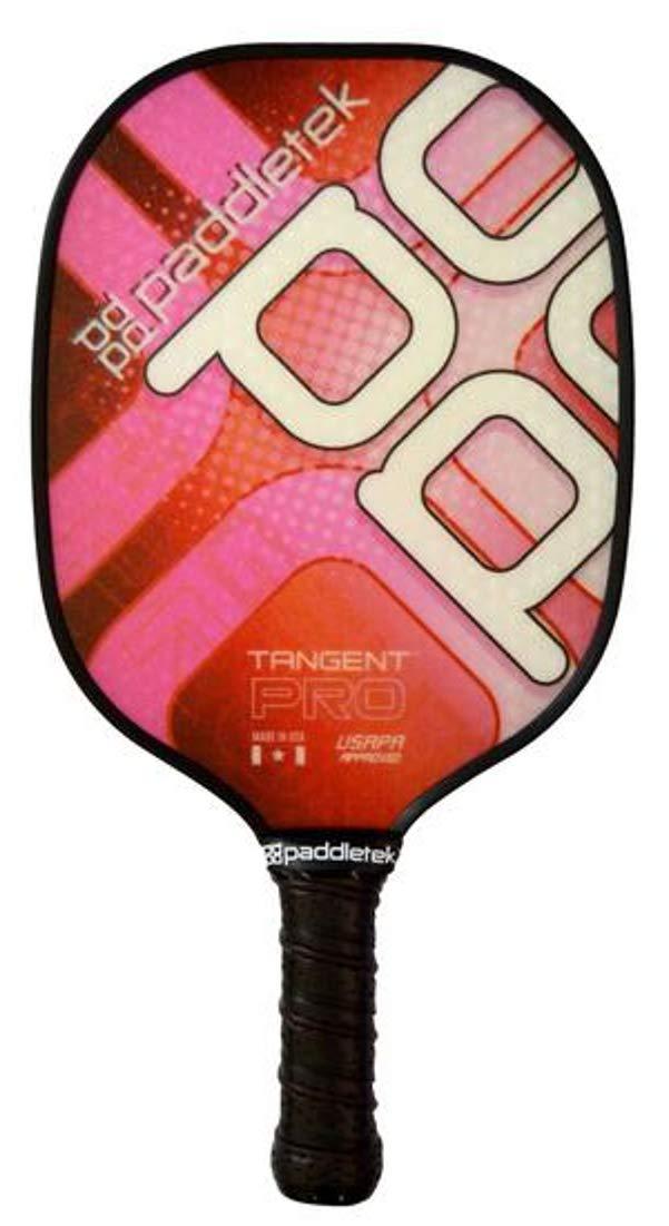 Amazon.com: Paddletek Tangent Pro - Paleta de golf (mango ...
