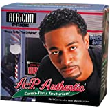 African Pride Mens Authentic Comb-Thru Texturizer Kit (Pack of 2)