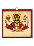 2019 Greek Orthodox Wall 15%2DDay Calend...
