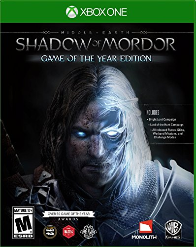 Middle Earth Shadow Mordor Game Year product image