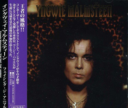 CD : Yngwie Malmsteen - Facing the Animal (Japan - Import)