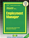 img - for Employment Manager(Passbooks) (Career Examination Series : C-2582) book / textbook / text book